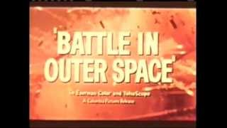 Battle in Outer Space - Teaser