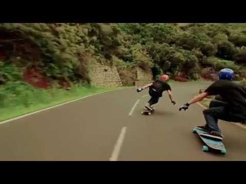 "EDGE Team Riders Patrick Switzer, Juan Campuzano, and Javier Tato - ""Offshore Island"""