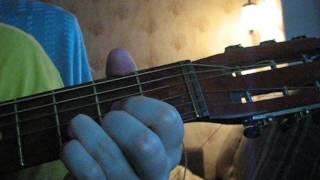 Хиты русского рока на гитаре (5 композиций)