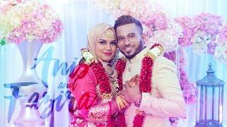 MALAYSIA INDIAN MUSLIM WEDDING : Anis & Fazira // Cinematography Highlight By NEXT ART