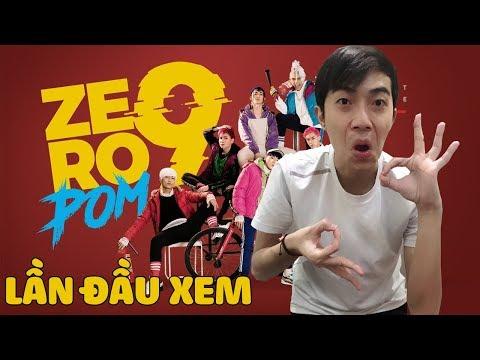 Cris Devil Gamer LẦN ĐẦU XEM MV POM của ZERO9 | CrisDevilGamer Reaction