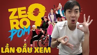 connectYoutube - Cris Devil Gamer LẦN ĐẦU XEM MV POM của ZERO9 | CrisDevilGamer Reaction