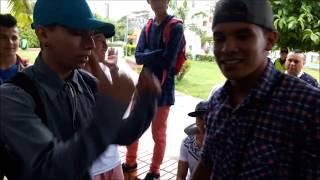 ADVERSO(VEN) VS CAZO CZ(COL)   FREESTYLE BUCARAMANGA    SKILLS MIC™