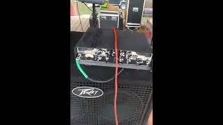 CHARLIE BONNET III - Rig Rundown / Stage Plot 9/3/17 Hog Fest Bike Rally