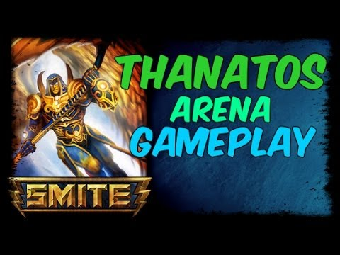 Smite Thanatos Arena Build