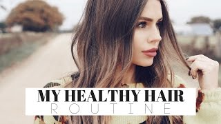 How I Transformed My Dry & Damaged Hair + Hair Mask Tips