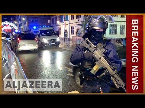 🇫🇷Strasbourg shooting: At least three dead, gunman at large   Al Jazeera English