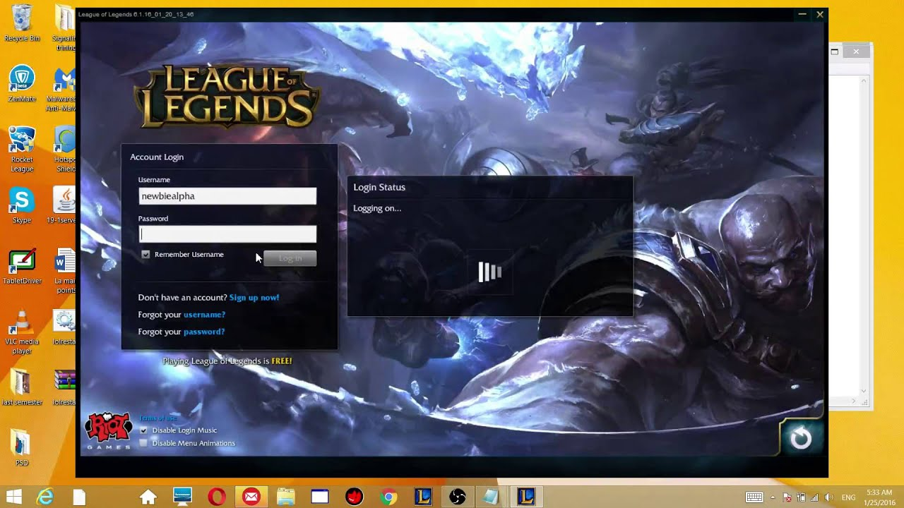 League of Legends Attempting to Reconnect solution video (No VPN or Any  Program Needed)