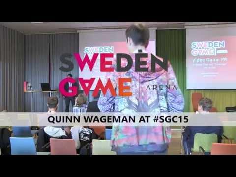 An Introduction to Video Game PR - Quinn Wageman (TriplePoint)