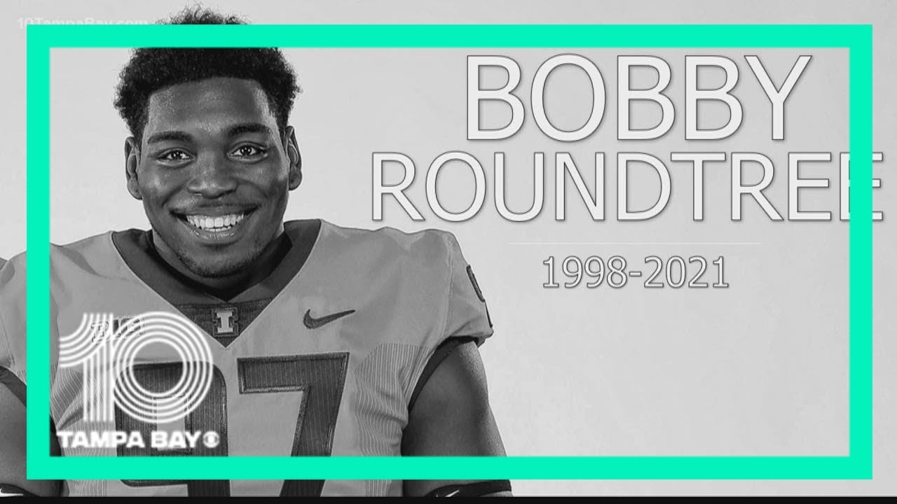 Former Illinois football star Bobby Roundtree dies at 23, two years ...