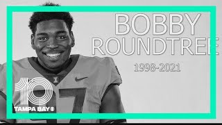 Bobby Roundtree, football player paralyzed in accident, dies at 23