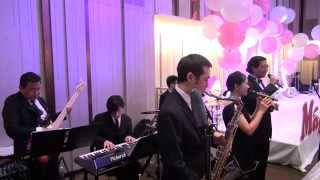 """Unforgettable"" - Wedding Jazz Band Hong Kong - Neo Music Production"