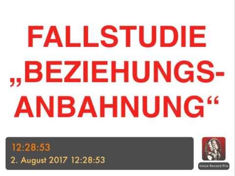 HP PSYCHOTHERAPIE AUSBILDUNG - Fallstudie