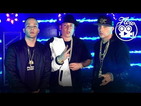 Nio Garcia feat. Kendo Kaponi, Cosculluela & Anuel AA - La Detective Remix [Video Oficial]