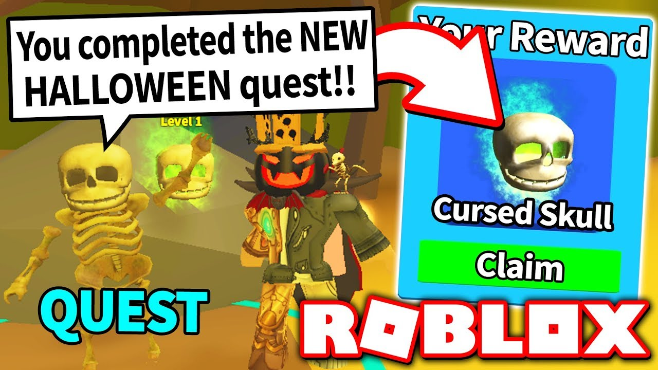Unlock Limited Mythical Pet From New Halloween Skeleton Quest In