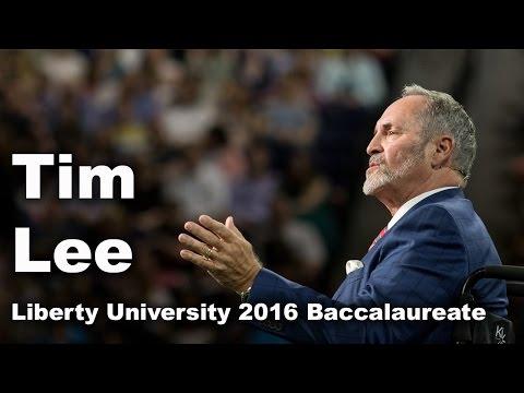 Baccalaureate 2016 - Tim Lee