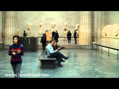 The Elgin Marbles in the British Museum
