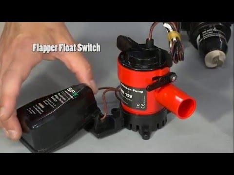 Johnson Pump Float Switch - YouTubeYouTube