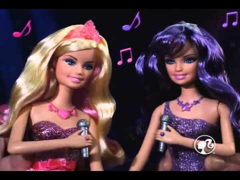 Barbie the Princess & Pop Star