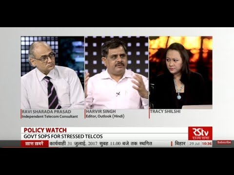 Policy Watch Episode - 279 : Govt sops for stressed telcos