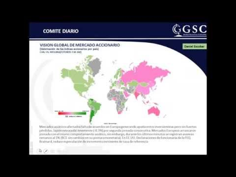 Global Securities Comité Diario 3 de junio de 2015