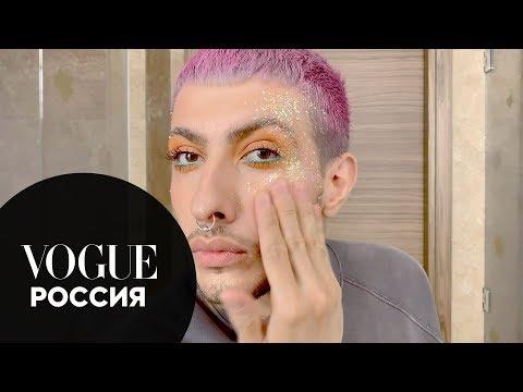 Секреты красоты: Геворг показывает, как сделать фестивальный макияж