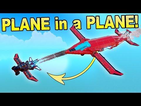destructive-plane-transformer!-big-plane-to-small-plane---trailmakers-gameplay