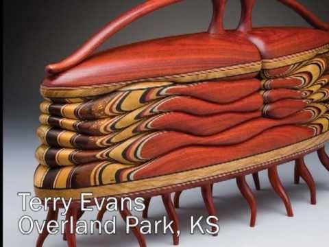 2011 Juried Artists: Wood: Cherry Creek Arts Festival