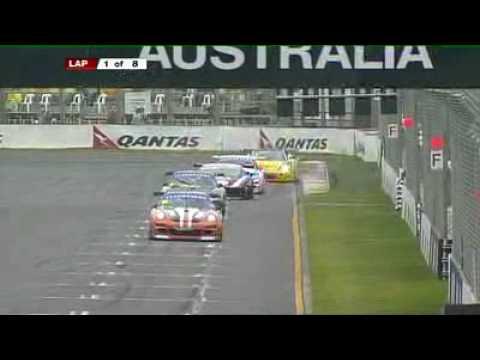 F1 Australian GP Race 3 Part 1 - 2010 Vodka O Australian GT Championship