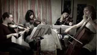 Obligato String Quartet - Prelude from Te Deum Extract
