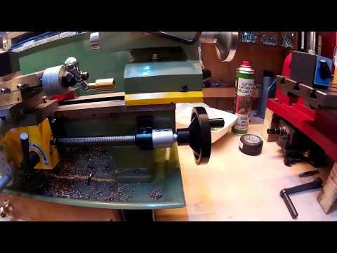 Mini Lathe Diy leadscrew Handwheel Sieg c3