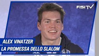 Intervista a Alex Vinatzer