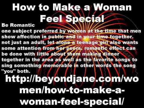 what to do to make your girlfriend feel special
