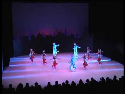 Bollywood dance by Moonsun Dance Company- Om Shanti Om