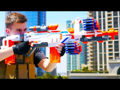 Thumbnail: NERF WAR: THE CARE PACKAGE