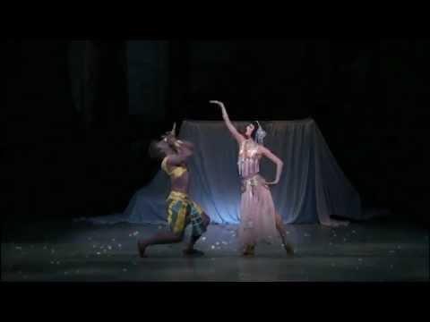 Elizaveta Cheprasova. Cleopatra. Resumed performance A. Mishutin.
