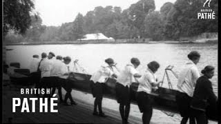 Ladies Uni Boat Race Aka Ladies University Boat Race (1922)
