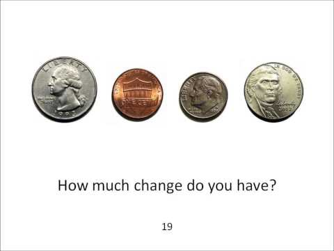 ESL - Introduction to U.S. Money