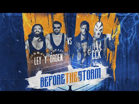 [FULL MATCH] CCK Vs Ley & Orden