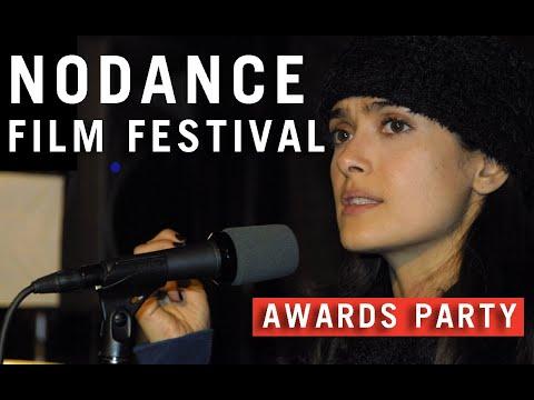 Forest Whitaker Salma Hayek Mike Figgis @ Nodance Film Fes
