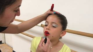 Kids Basic Stage Makeup