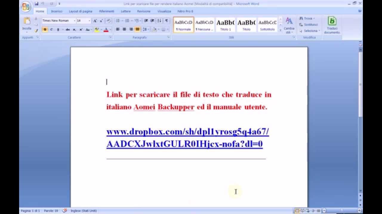 Aomei backupper network beta video tutorial youtube.