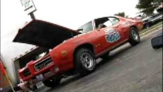 Arnie Beswick's 1969 D/Stock Pontiac GTO Judge V8TV-Video