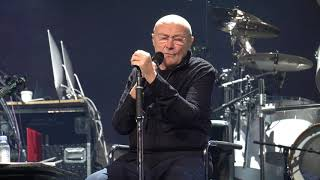Phil Collins Live 2019 🡆 Another Day in Paradise 🡄 Sept 24 - Houston, TX
