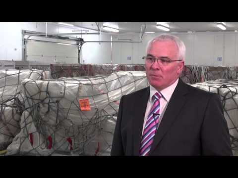 Alan Dorling discusses pharma in the air cargo industry