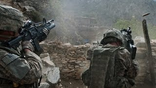 US SOLDIERS IN AFGHANISTAN - RARE COMBAT FOOTAGE - HEAVY FIREFIGHTS | AFGHANISTAN WAR
