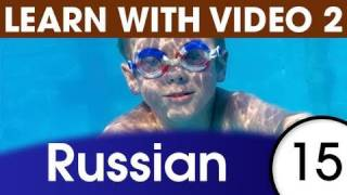 Learn Russian with Video - Staying Fit with Russian Exercises
