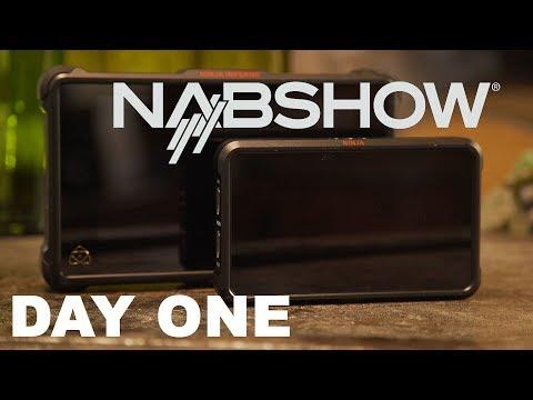 NAB 2018 Day One