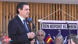 Inauguración 2º Club Noruego Costa Blanca en L'Alfàs del Pi