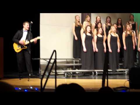 LMHS Concert Choir - Santa Claus is Coming to Town